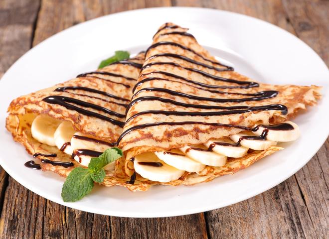 Идеальный завтрак: рецепт банановых блинчиков