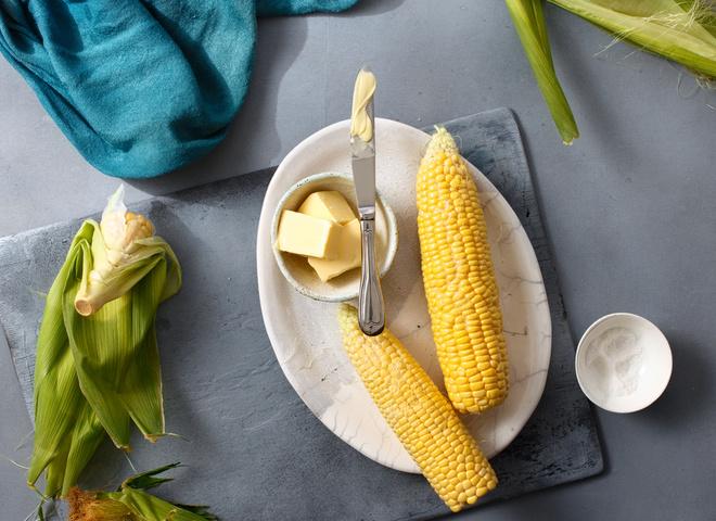 Кукуруза в собственном соку