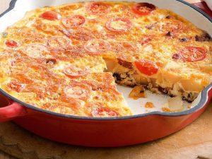 Испанская картофельная запеканка «Тортилья»