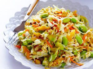 Азиатский хрустящий салат