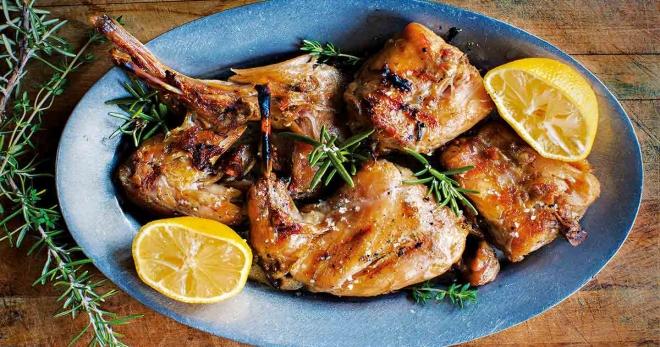 Как приготовить кролика по новым вкусным рецептам?