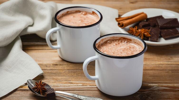 Шоколадный напиток по-мексикански