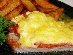 Мясо «Аппетитное» с креветками