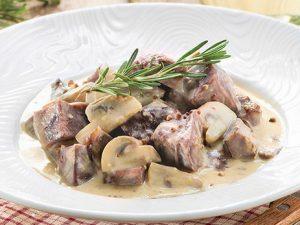 Фрикасе из курицы — классический рецепт бесподобного блюда