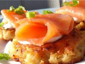 Рыбно-картофельная закуска