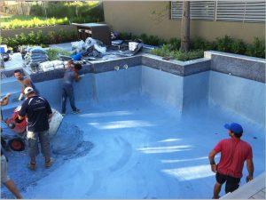 Строительство современных бассейнов и их признаки