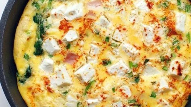 Пицца-омлет – кулинарное наслаждение за считанные минуты