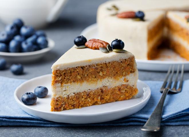 Классический рецепт морковного торта: подробная видео-инструкция