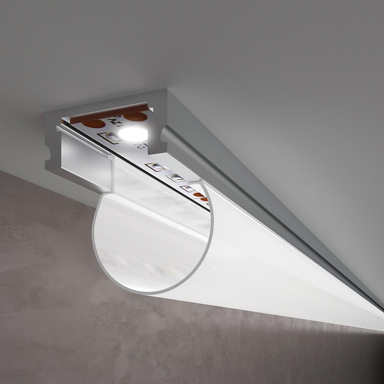 Зачем нужен профиль для светодиодных лент