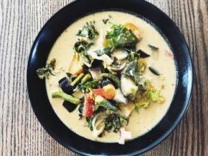 Овощной карри — вкусный осенний ужин