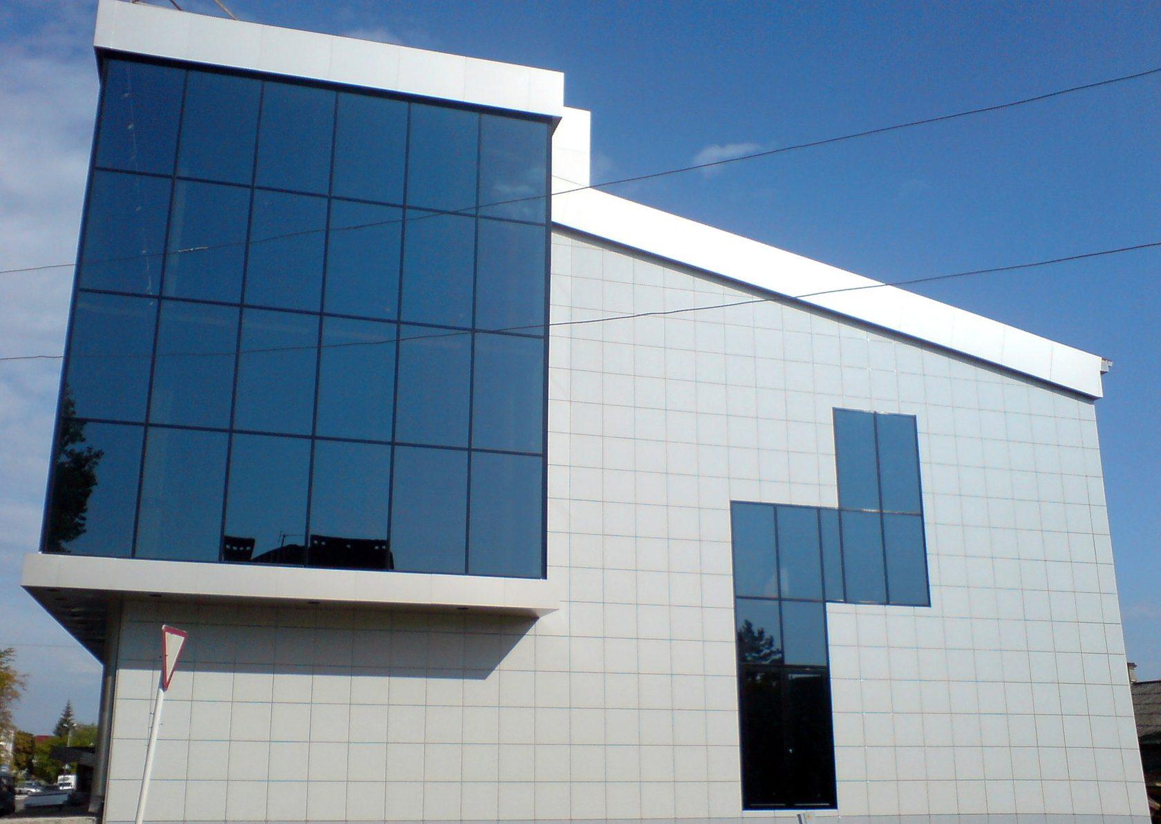 Изготовление алюминиевых фасадов. Недорогие алюминиевые фасады под заказ