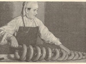 Кто изобрел первые рецепты колбасы?