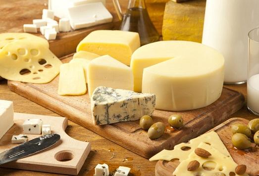Польза твердого сыра для здоровья