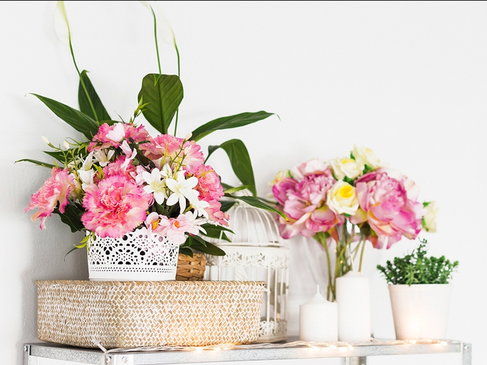 Роскошные букеты цветов от магазина Blanca Flowers Израиль