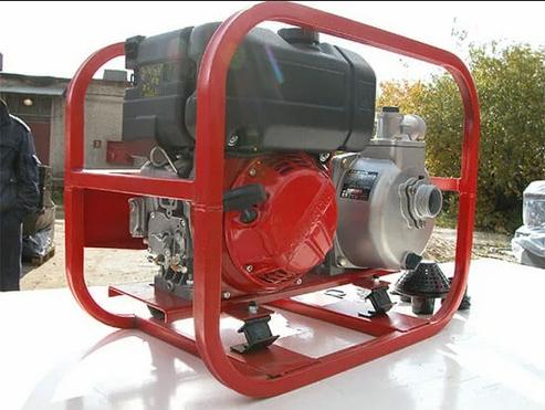 Мотопомпы для чистой воды