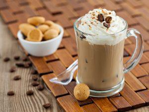 Сливочно-кофейный напиток