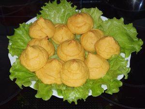 Картофельные розетки