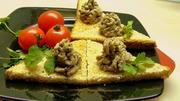 Постный бутерброд рецепт