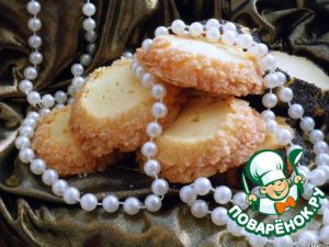 Печенье «Бриллиантовое» Рецепт: Печенье Бриллиантовое