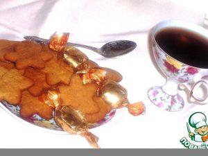 Имбирное печенье «Как из Икеи»